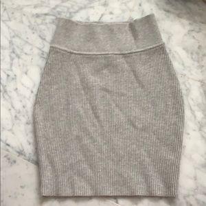 Wilfred free mini skirt